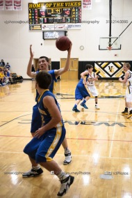 Sophomore Basketball Vinton-Shellsburg vs Benton Community-9122