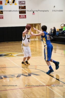 Sophomore Basketball Vinton-Shellsburg vs Benton Community-9125