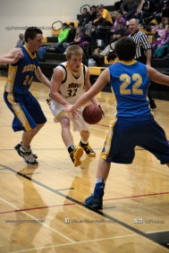Sophomore Basketball Vinton-Shellsburg vs Benton Community-9128