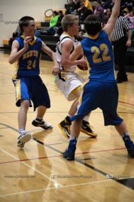 Sophomore Basketball Vinton-Shellsburg vs Benton Community-9129