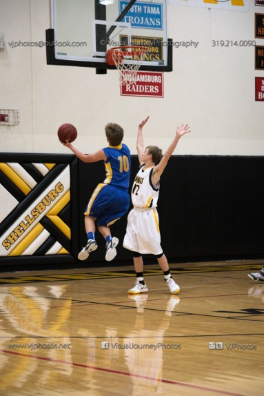 Sophomore Basketball Vinton-Shellsburg vs Benton Community-9147