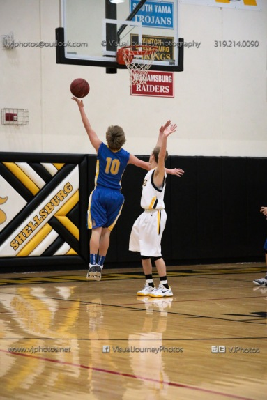 Sophomore Basketball Vinton-Shellsburg vs Benton Community-9148
