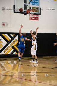 Sophomore Basketball Vinton-Shellsburg vs Benton Community-9149