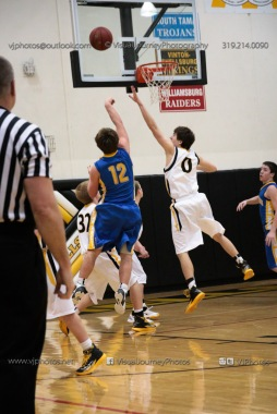Sophomore Basketball Vinton-Shellsburg vs Benton Community-9159