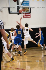Sophomore Basketball Vinton-Shellsburg vs Benton Community-9160