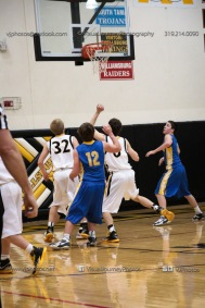 Sophomore Basketball Vinton-Shellsburg vs Benton Community-9161