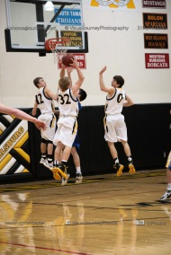 Sophomore Basketball Vinton-Shellsburg vs Benton Community-9163