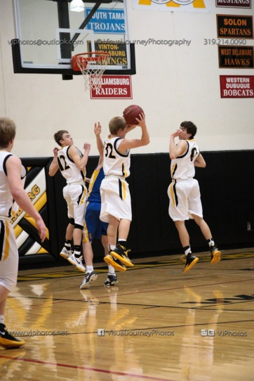 Sophomore Basketball Vinton-Shellsburg vs Benton Community-9164