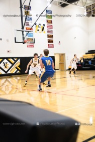 Sophomore Basketball Vinton-Shellsburg vs Benton Community-9180