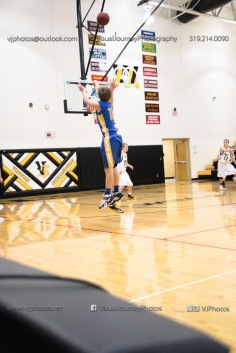 Sophomore Basketball Vinton-Shellsburg vs Benton Community-9184