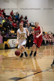 Sophomore Girls Basketball Vinton-Shellsburg vs Williamsburg-0062