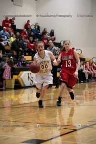 Sophomore Girls Basketball Vinton-Shellsburg vs Williamsburg-0063