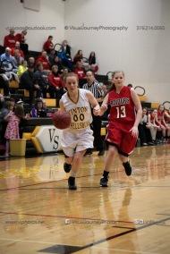 Sophomore Girls Basketball Vinton-Shellsburg vs Williamsburg-0063