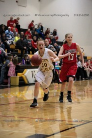 Sophomore Girls Basketball Vinton-Shellsburg vs Williamsburg-0064