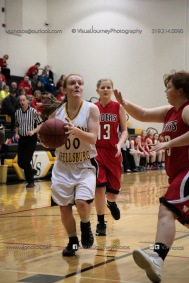 Sophomore Girls Basketball Vinton-Shellsburg vs Williamsburg-0065