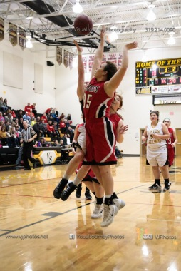 Sophomore Girls Basketball Vinton-Shellsburg vs Williamsburg-0068