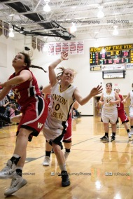 Sophomore Girls Basketball Vinton-Shellsburg vs Williamsburg-0070