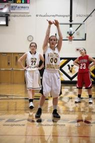Sophomore Girls Basketball Vinton-Shellsburg vs Williamsburg-0072