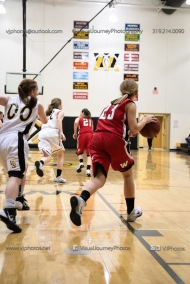 Sophomore Girls Basketball Vinton-Shellsburg vs Williamsburg-0079