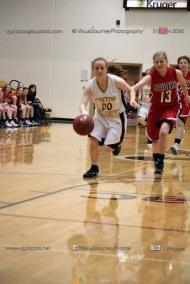 Sophomore Girls Basketball Vinton-Shellsburg vs Williamsburg-0080