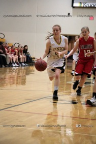 Sophomore Girls Basketball Vinton-Shellsburg vs Williamsburg-0081