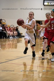 Sophomore Girls Basketball Vinton-Shellsburg vs Williamsburg-0082
