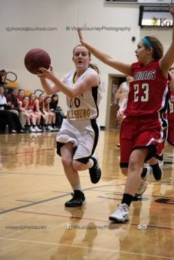 Sophomore Girls Basketball Vinton-Shellsburg vs Williamsburg-0083