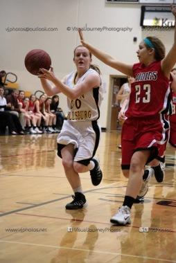 Sophomore Girls Basketball Vinton-Shellsburg vs Williamsburg-0083