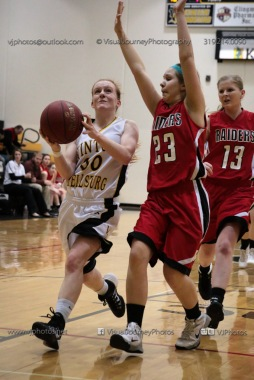 Sophomore Girls Basketball Vinton-Shellsburg vs Williamsburg-0084