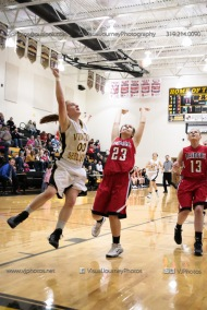 Sophomore Girls Basketball Vinton-Shellsburg vs Williamsburg-0087