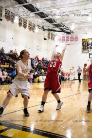 Sophomore Girls Basketball Vinton-Shellsburg vs Williamsburg-0088