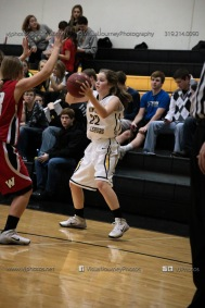 Sophomore Girls Basketball Vinton-Shellsburg vs Williamsburg-0089