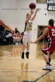 Sophomore Girls Basketball Vinton-Shellsburg vs Williamsburg-0092