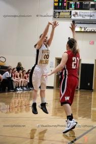 Sophomore Girls Basketball Vinton-Shellsburg vs Williamsburg-0093