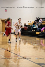 Sophomore Girls Basketball Vinton-Shellsburg vs Williamsburg-0094
