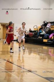 Sophomore Girls Basketball Vinton-Shellsburg vs Williamsburg-0094