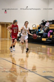 Sophomore Girls Basketball Vinton-Shellsburg vs Williamsburg-0095