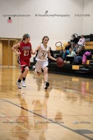 Sophomore Girls Basketball Vinton-Shellsburg vs Williamsburg-0095