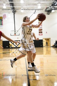Sophomore Girls Basketball Vinton-Shellsburg vs Williamsburg-0109