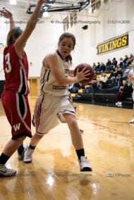 Sophomore Girls Basketball Vinton-Shellsburg vs Williamsburg-0116