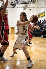 Sophomore Girls Basketball Vinton-Shellsburg vs Williamsburg-0117