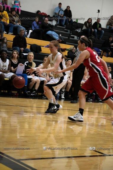 Sophomore Girls Basketball Vinton-Shellsburg vs Williamsburg-0120