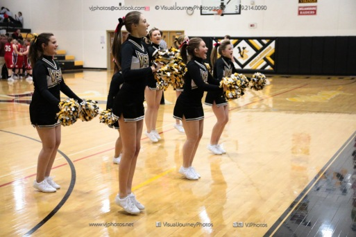 Sophomore Girls Basketball Vinton-Shellsburg vs Williamsburg-0124