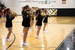 Sophomore Girls Basketball Vinton-Shellsburg vs Williamsburg-0125