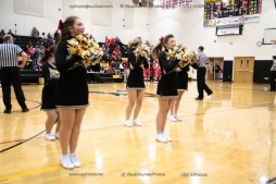 Sophomore Girls Basketball Vinton-Shellsburg vs Williamsburg-0127