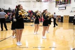 Sophomore Girls Basketball Vinton-Shellsburg vs Williamsburg-0127