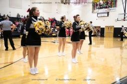 Sophomore Girls Basketball Vinton-Shellsburg vs Williamsburg-0128