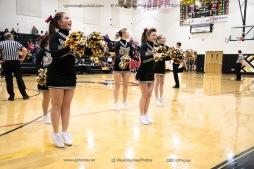 Sophomore Girls Basketball Vinton-Shellsburg vs Williamsburg-0129