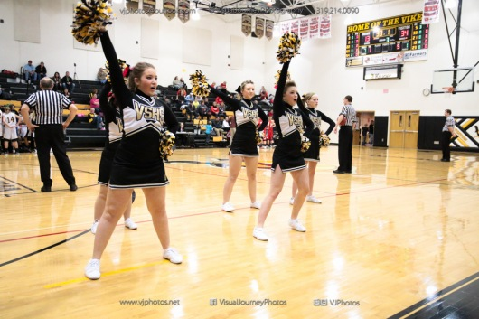 Sophomore Girls Basketball Vinton-Shellsburg vs Williamsburg-0138