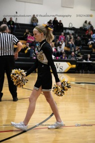 Sophomore Girls Basketball Vinton-Shellsburg vs Williamsburg-0155